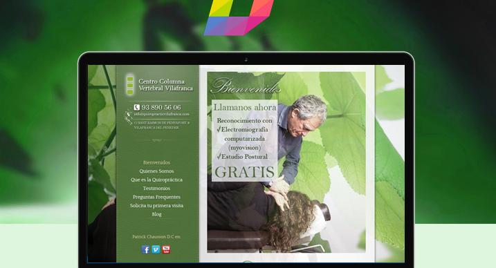 Diseño de paginas web en Vilafranca