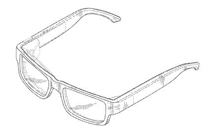 Un nuevo diseño para las Google Glass