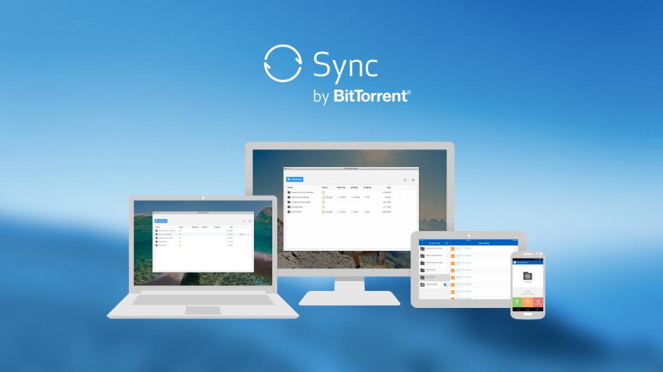 BitTorrent Sync estrena nuevo diseño y nuevas funciones