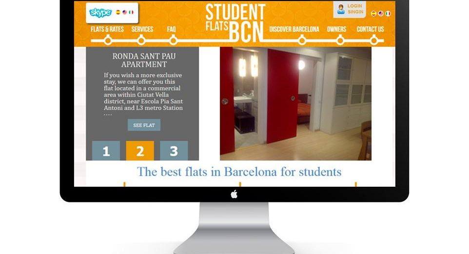 Como diseñar un sitio web en barcelona