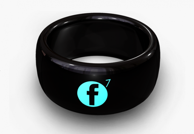 Smart Ring, un anillo para estar conectado a las redes sociales