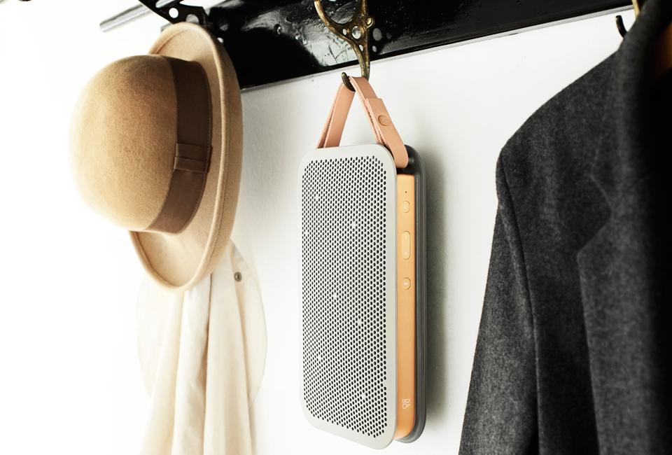 B&O Play lanza unos altavoces portátiles que se conectan por Bluetooth