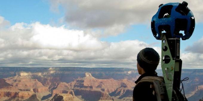 Trekker, la cámara de Google para mapear el mundo en 360º