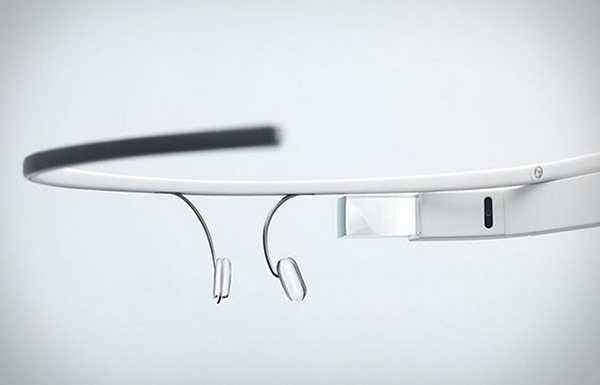 Google patenta unas Google Glass con proyector integrado
