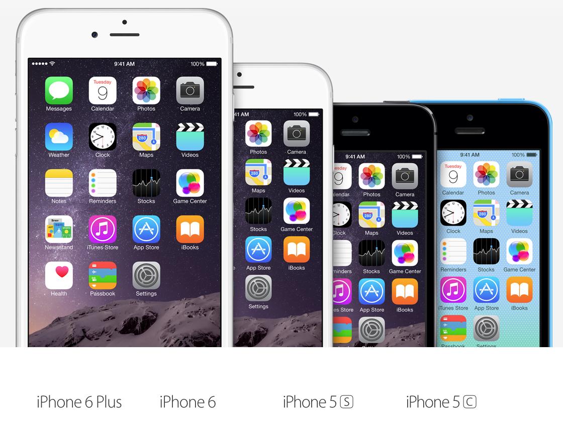 Los nuevos Iphone desde 749 euros, llegarán a España el 9 de Octubre.