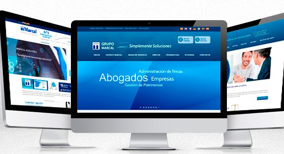 Clientes Diseño web madrid