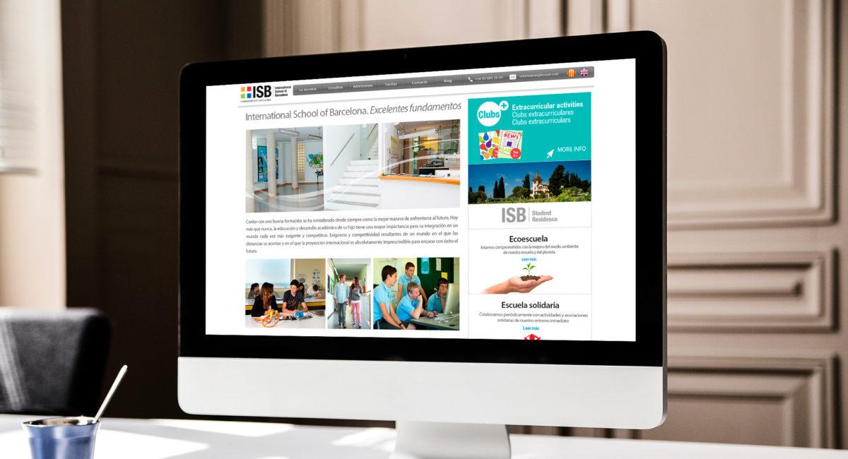 Diseño páginas web Bcn