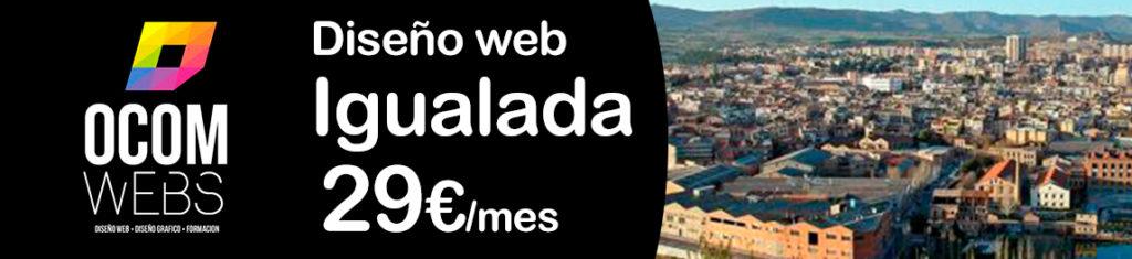Diseño web Igualada