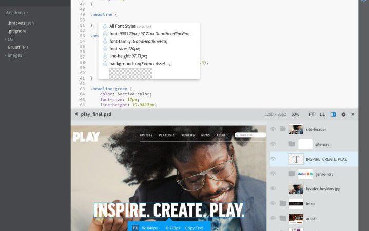 ¿Qué nos trae la versión 1.0 de Brackets?
