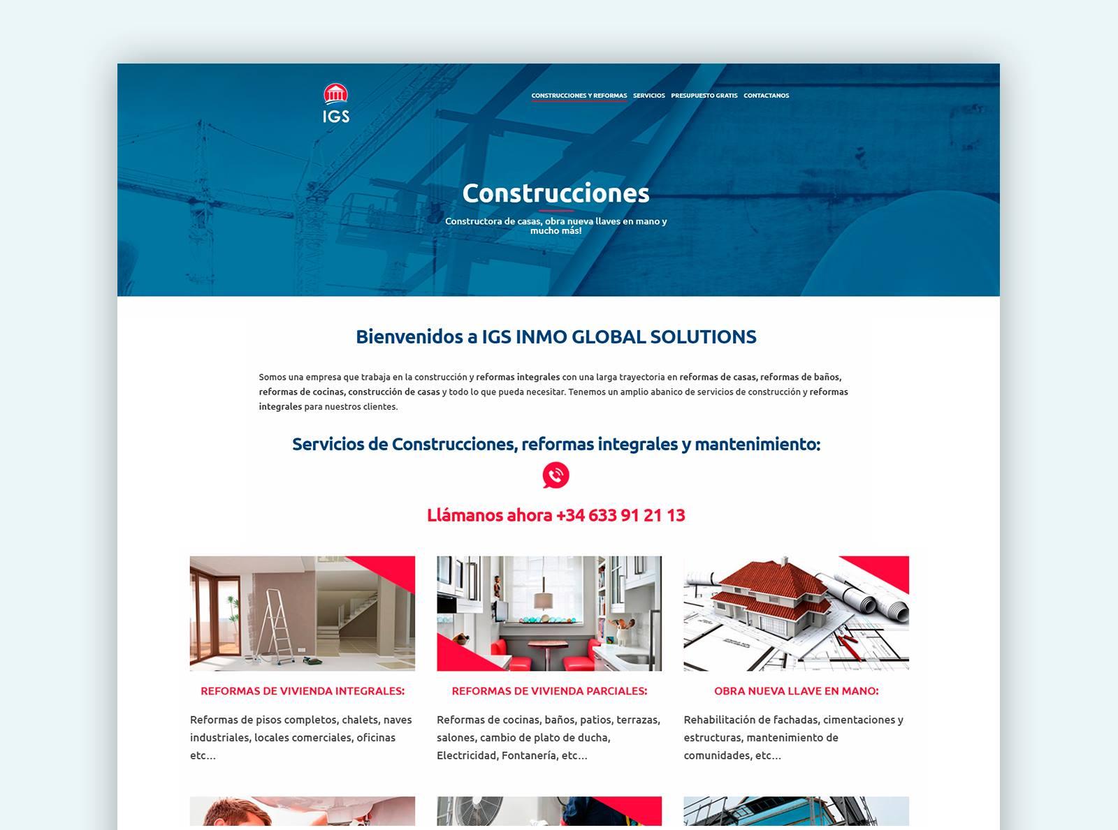 IGS Construcciones Garraf